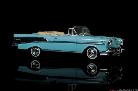 Chevrolet Bel Air (Serie 2400C) Convertible | Cabriolet | Ixo (Del Prado Car Collection) | 1:43 | www.andere.hahlmodelle.de
