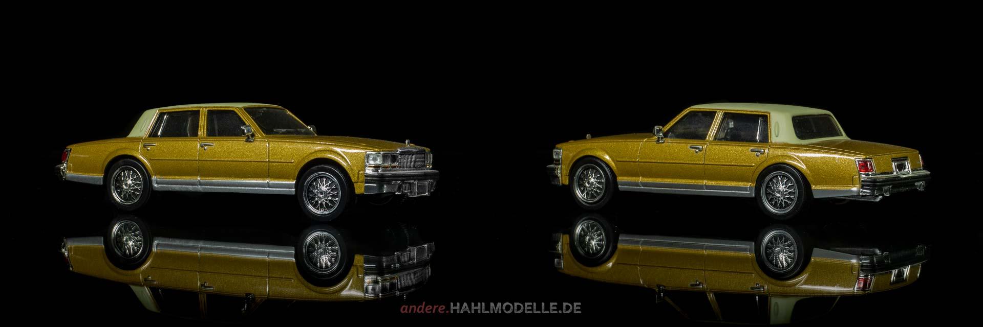 Cadillac Seville | Limousine | Ixo (Del Prado Car Collection) | 1:43 | www.andere.hahlmodelle.de