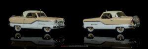 Nash Metropolitan   Cabriolet   Vitesse   1:43   www.andere.hahlmodelle.de