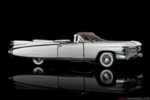Cadillac Eldorado Biarritz Convertible | Cabriolet | Franklin Mint Precision Models | 1:43 | www.andere.hahlmodelle.de
