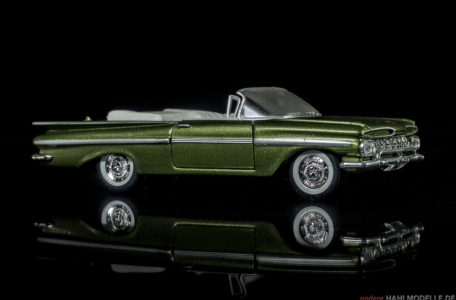 Chevrolet Impala Convertible | Cabriolet | Road Champs | 1:43 | www.andere.hahlmodelle.de