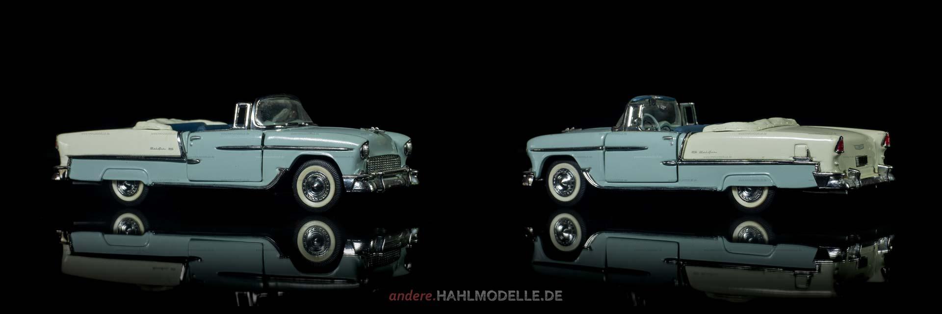 Chevrolet Bel Air (Serie 2400C) Convertible | Cabriolet | Franklin Mint Precision Models | 1:43 | www.andere.hahlmodelle.de