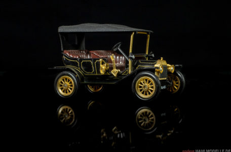 Ford Model T | Cabriolet | Lesney Products & Co. Ltd., Matchbox – Models of Yesteryear | 1:43 | www.andere.hahlmodelle.de