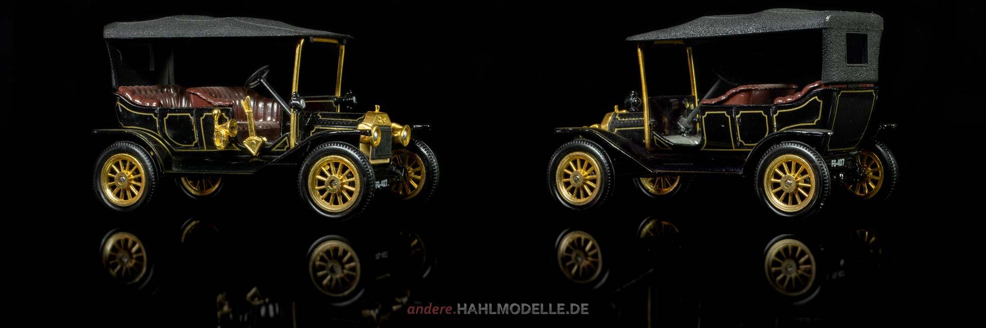 Ford Model T | Cabriolet | Matchbox | 1:43 | www.andere.hahlmodelle.de