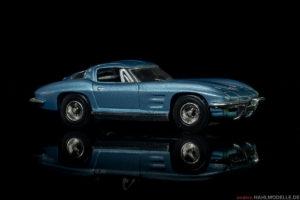 "Corvette C2 ""Sting Ray"" | Coupé | Ixo (Del Prado Car Collection) | 1:43 | www.andere.hahlmodelle.de"