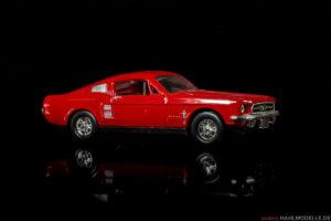 Ford Mustang I (1. Version) | Coupé | Ixo (Del Prado Car Collection) | 1:43 | www.andere.hahlmodelle.de