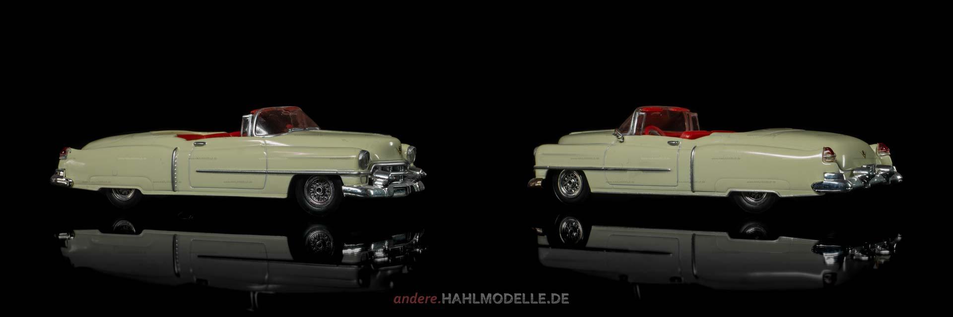 Cadillac Eldorado Convertible | Cabriolet | Ixo | 1:43 | www.andere.hahlmodelle.de