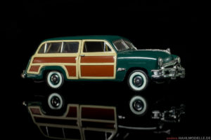 Ford Country Squire | Kombi | Franklin Mint Precision Models | 1:43 | www.andere.hahlmodelle.de