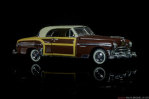Chrysler Town & Country Newport | Limousine | Franklin Mint Precision Models | 1:43 | www.andere.hahlmodelle.de