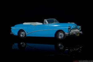 Buick Serie 70 Skylark Convertible Coupé | Cabriolet | Dinky | 1:43 | www.andere.hahlmodelle.de