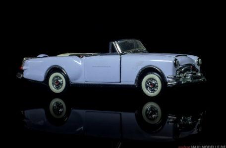 Packard Carribbean | Cabriolet | Franklin Mint Precision Models | 1:43 | www.andere.hahlmodelle.de