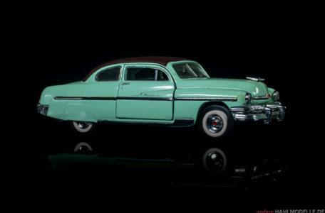 Mercury Monterey | Coupé | Franklin Mint Precision Models | 1:43 | www.andere.hahlmodelle.de