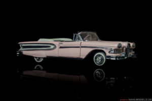 Edsel Citation | Cabriolet | Franklin Mint Precision Models | 1:43 | www.andere.hahlmodelle.de