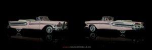 Edsel Citation | Cabriolet | Franklin Mint Precision Models | 1:43 | www.andere.hahlmodelle.de
