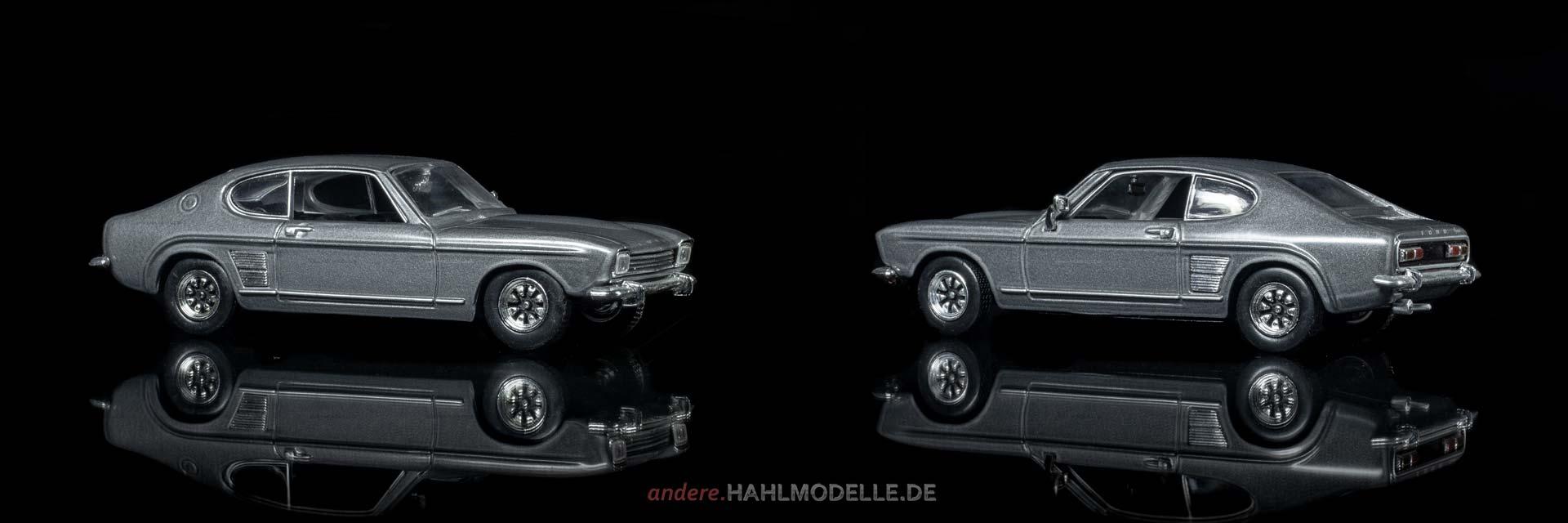 Ford Capri I (Capri *69) | Coupé | Ixo | 1:43 | www.andere.hahlmodelle.de