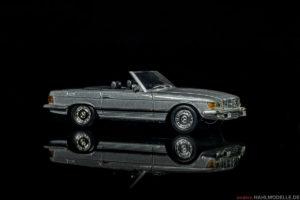 Mercedes-Benz 350 SL (R 107) | Roadster | Ixo (Del Prado Car Collection) | www.andere.hahlmodelle.de