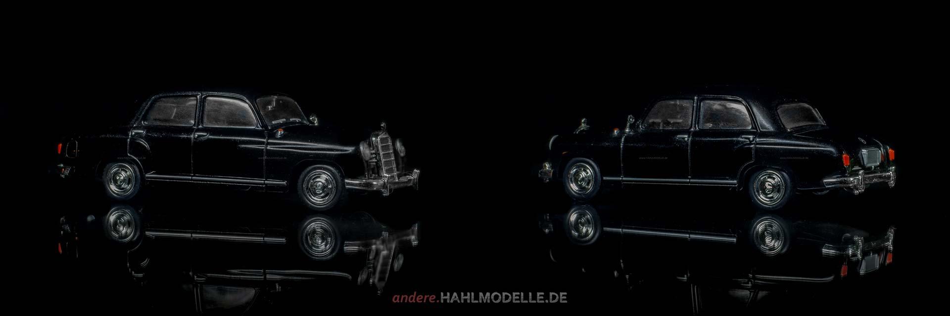 Mercedes-Benz 180 (W 120) | Limousine | Ixo | www.andere.hahlmodelle.de