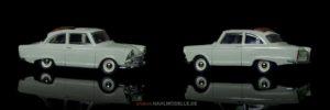 Auto Union DKW Junior de Luxe | Limousine | Vitesse | 1:43 | www.andere.hahlmodelle.de