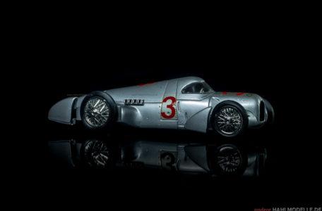 "Auto Union Rekordwagen Typ B ""Lucca"" | Experimentalfahrzeug | Brumm | 1:43 | www.andere.hahlmodelle.de"