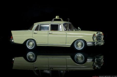 Mercedes-Benz 220 SE (W 111) | Limousine (Taxi) | Vitesse | www.andere.hahlmodelle.de