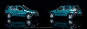 Mercedes-Benz 320 ML (W 163) | SUV | Vitesse | www.andere.hahlmodelle.de