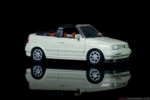 Volkswagen Golf III | Cabriolet | New Ray | www.andere.hahlmodelle.de
