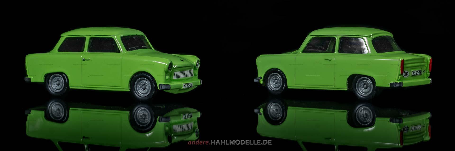 Sachsenring Automobilwerke Trabant 601 | Limousine | Vitesse | www.andere.hahlmodelle.de