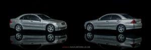 Mercedes-Benz C 220 (W 203) | Limousine | Schuco | www.andere.hahlmodelle.de