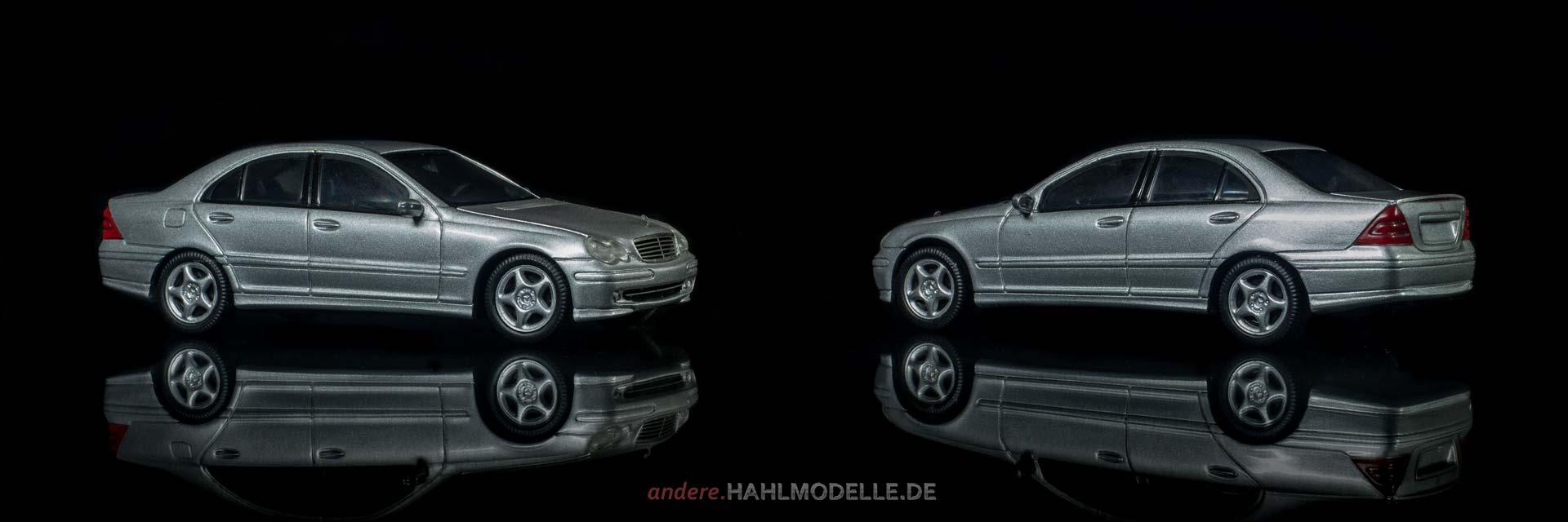 Mercedes-Benz C 220 (W 203 | Limousine | Schuco | www.andere.hahlmodelle.de