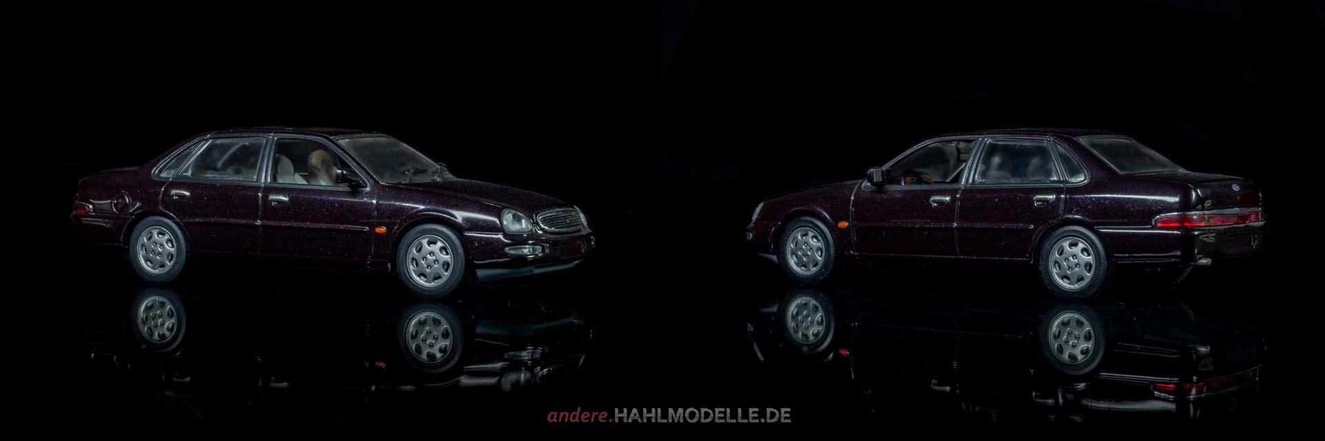 Ford Scorpio   Limousine   Minichamps   www.andere.hahlmodelle.de