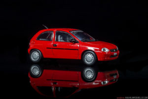 Chevrolet Corsa   Limousine   Ixo (Opel Collection von Eaglemoss)   1:43   www.andere.hahlmodelle.de