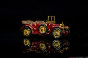 Daimler 12hp A12 Tourer | Tourenwagen | Lesney Products & Co. Ltd., Matchbox – Models of Yesteryear | 1:43 | www.andere.hahlmodelle.de