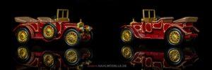Daimler 12hp A12 Tourer   Tourenwagen   Lesney Products & Co. Ltd., Matchbox – Models of Yesteryear   1:43   www.andere.hahlmodelle.de