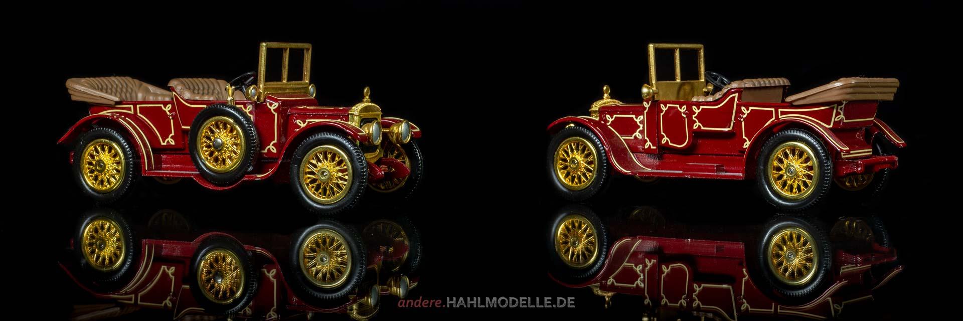 Daimler 12hp A12 Tourer | Tourenwagen | Matchbox | 1:43 | www.andere.hahlmodelle.de