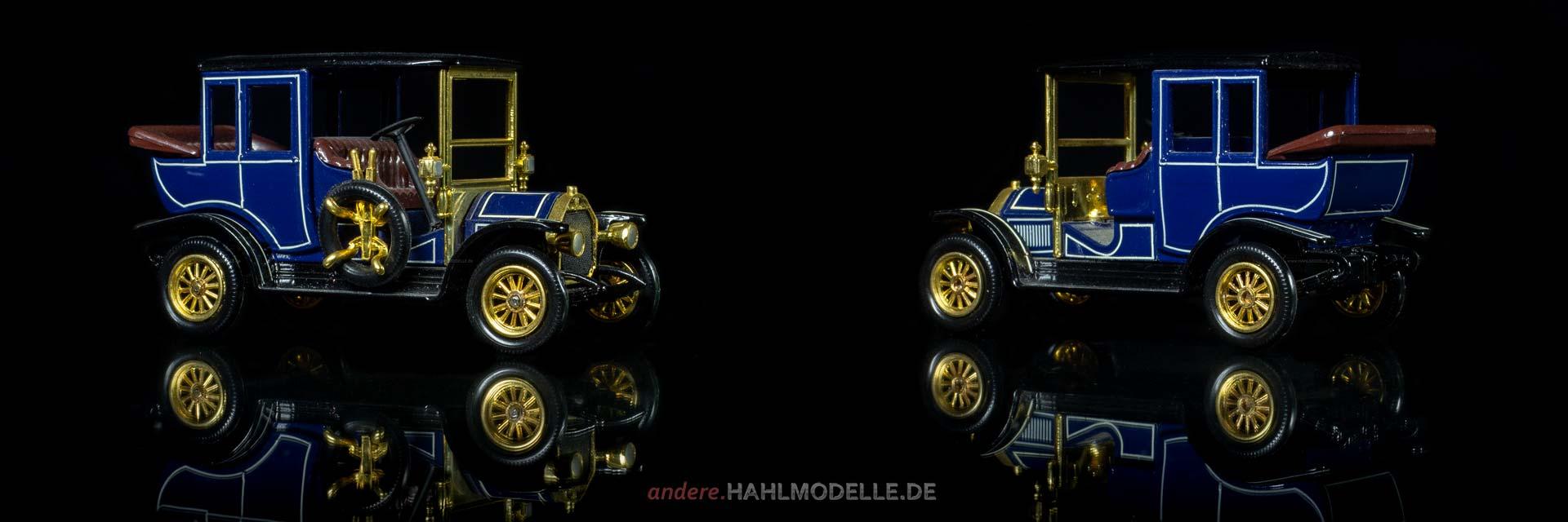 Benz 24/40 PS | Landaulet | Matchbox | 1:43 | www.andere.hahlmodelle.de