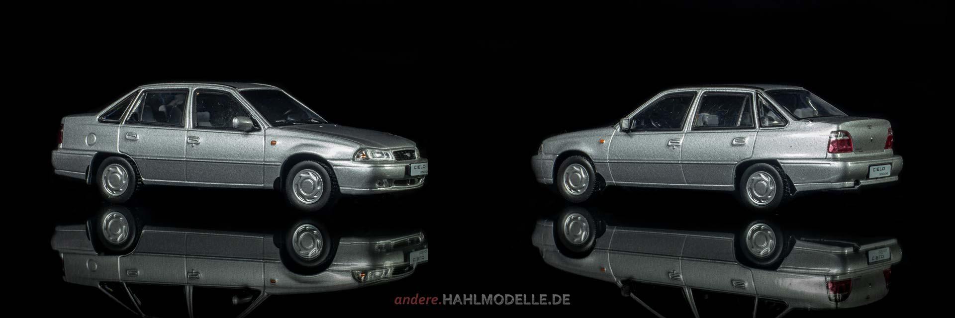 Daewoo Nexia | Limousine | Ixo | 1:43 | www.andere.hahlmodelle.de