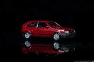 Volkswagen Polo II | Coupé | Schabak | 1:43 | www.andere.hahlmodelle.de