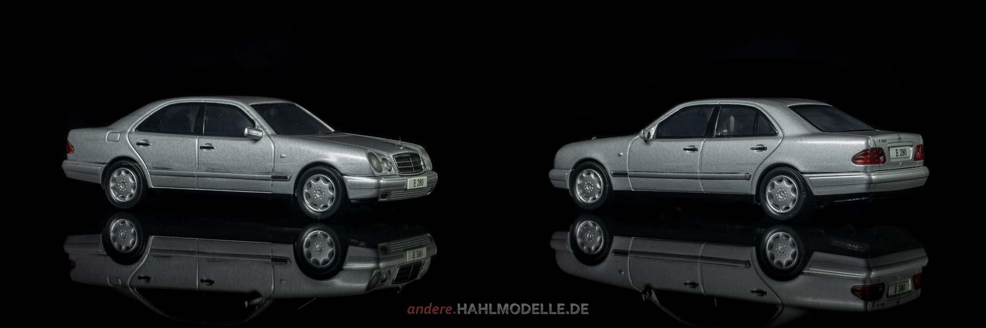 Mercedes-Benz E 280 (W 210 | Limousine | Herpa | www.andere.hahlmodelle.de