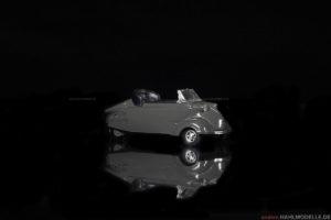 Messerschmitt Kabinenroller KR 200   Rollermobil   Gama   1:43   www.andere.hahlmodelle.de