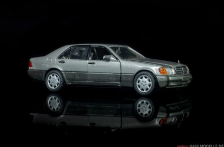 Mercedes-Benz 600 SEL (V 140) | Limousine | Schabak | www.andere.hahlmodelle.de