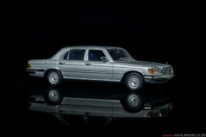 Mercedes-Benz 450 SEL 6.9 (V 116) | Limousine | Minichamps | www.andere.hahlmodelle.de