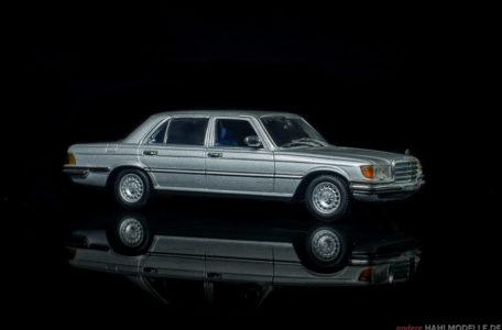 Mercedes-Benz 450 SEL 6.9 (V 116)   Limousine   Minichamps   www.andere.hahlmodelle.de