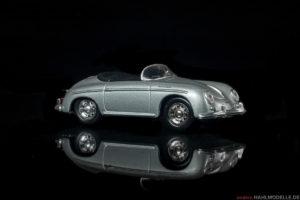 Porsche 356 A | Roadster | Ixo (Del Prado Car Collection) | 1:43 | www.andere.hahlmodelle.de