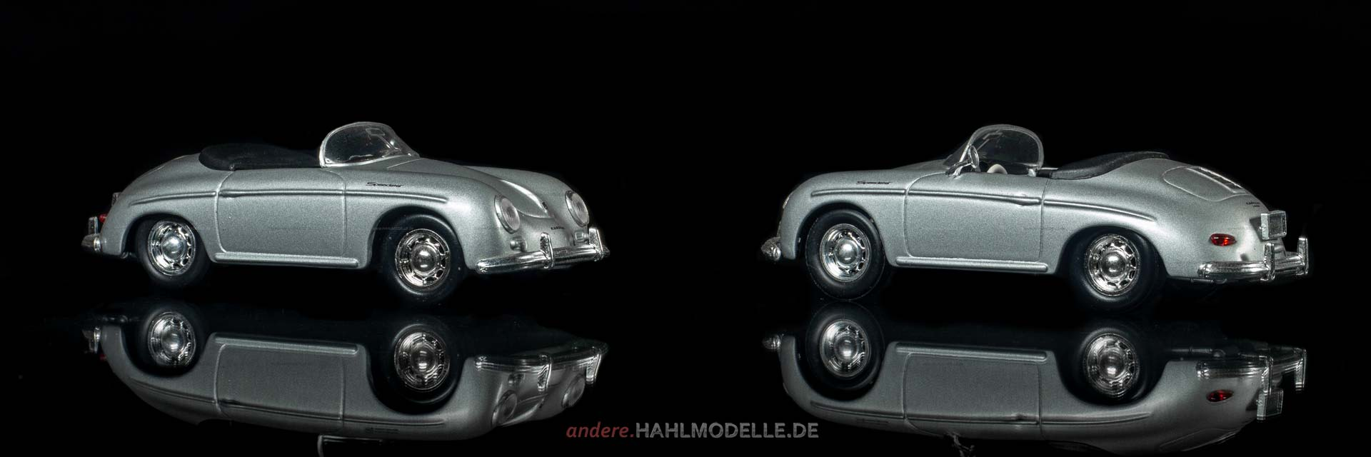 Porsche 356 A | Roadster | Ixo | 1:43 | www.andere.hahlmodelle.de