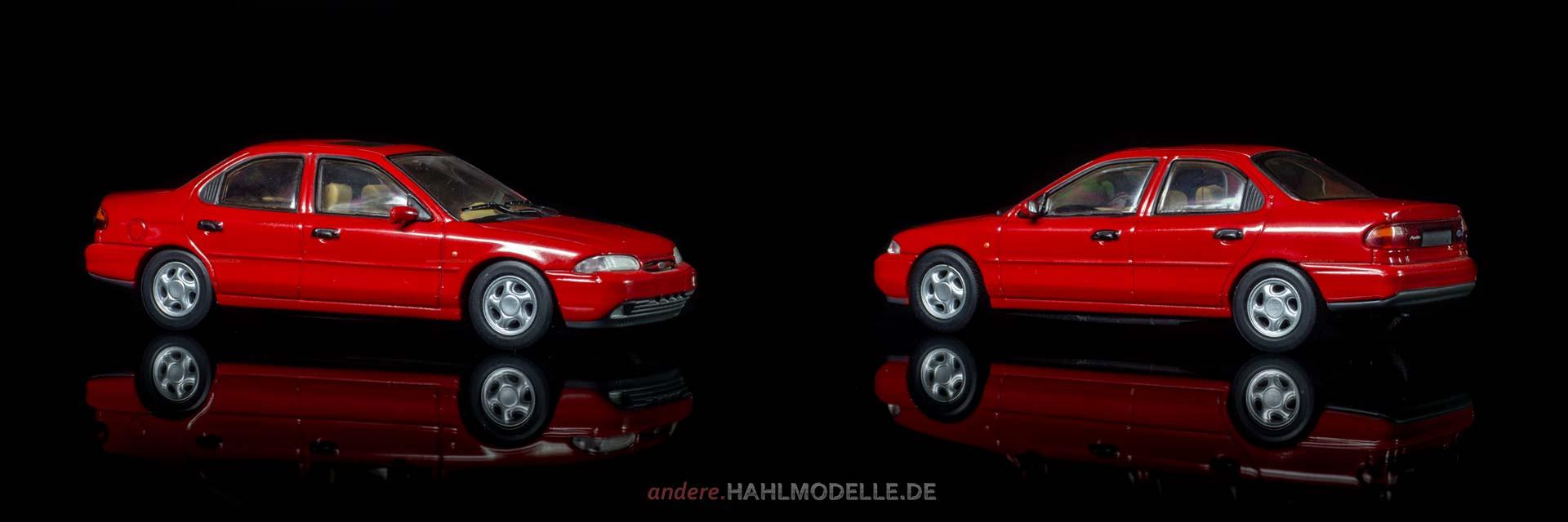 Ford Mondeo | Limousine | Minichamps | www.andere.hahlmodelle.de