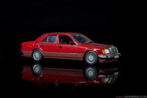 Mercedes-Benz 300 D Turbodiesel (W 124) | Limousine | Minichamps | www.andere.hahlmodelle.de