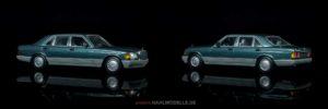 Mercedes-Benz 560 SEL (W 126) | Limousine | Minichamps | www.andere.hahlmodelle.de