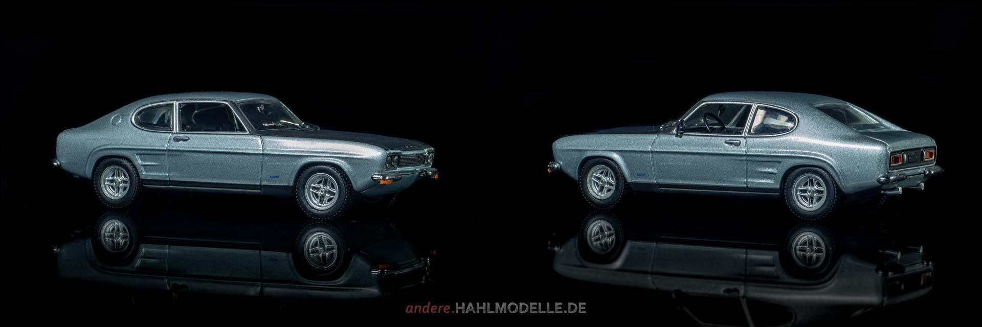 Ford Capri | Limousine | Minichamps | www.andere.hahlmodelle.de