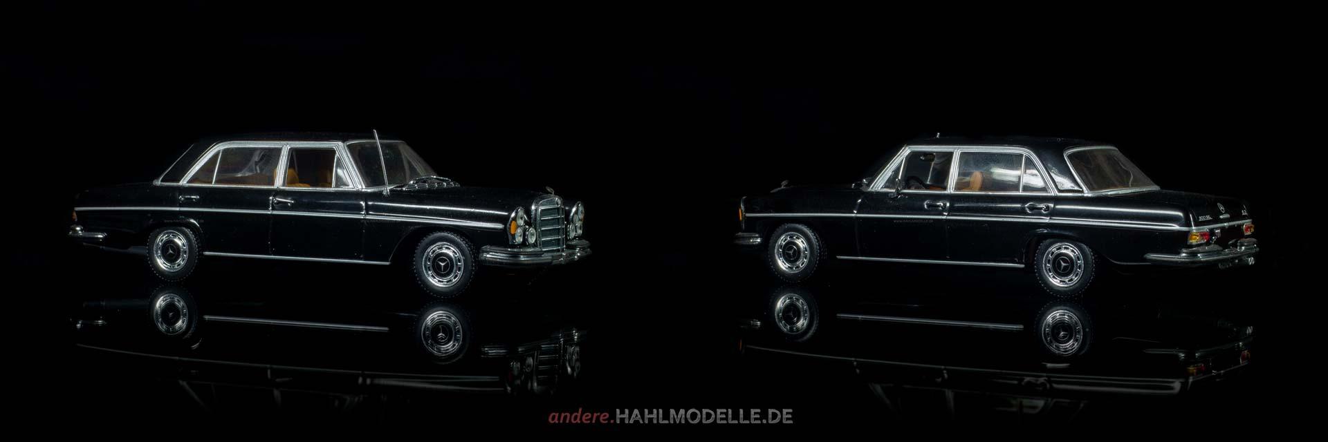 Mercedes-Benz 300 SEL 6.3 (W 109) | Limousine | Miichamps | www.andere.hahlmodelle.de