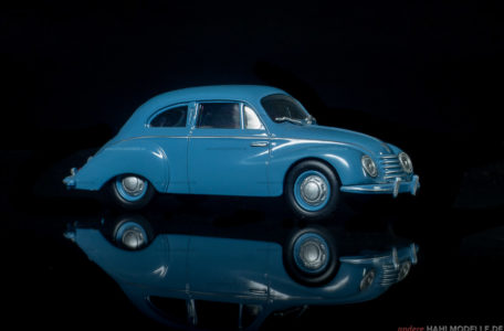 Auto Union Sonderklasse Typ F91 | Limousine | Schuco | 1:43 | www.andere.hahlmodelle.de